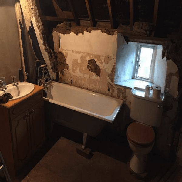 Bespoke Bathroom - Oxfordshire