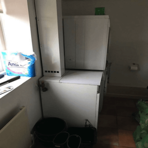 Oil Boiler Replacement - Oxfordshire