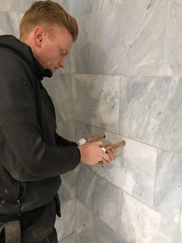 Shower Repair - Henley RG9